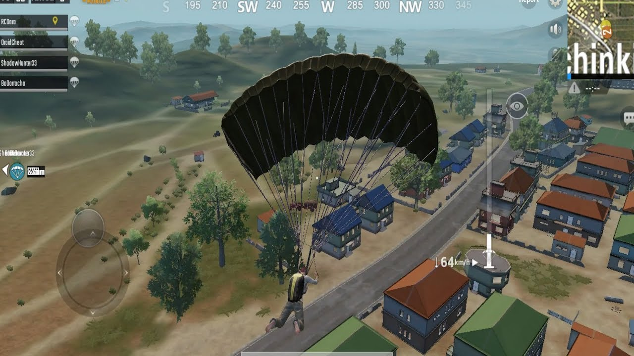 Photo of PUBG Mobile Android Gameplay