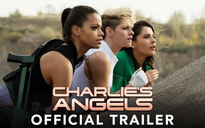 CHARLIE'S ANGELS – Official Trailer (HD)