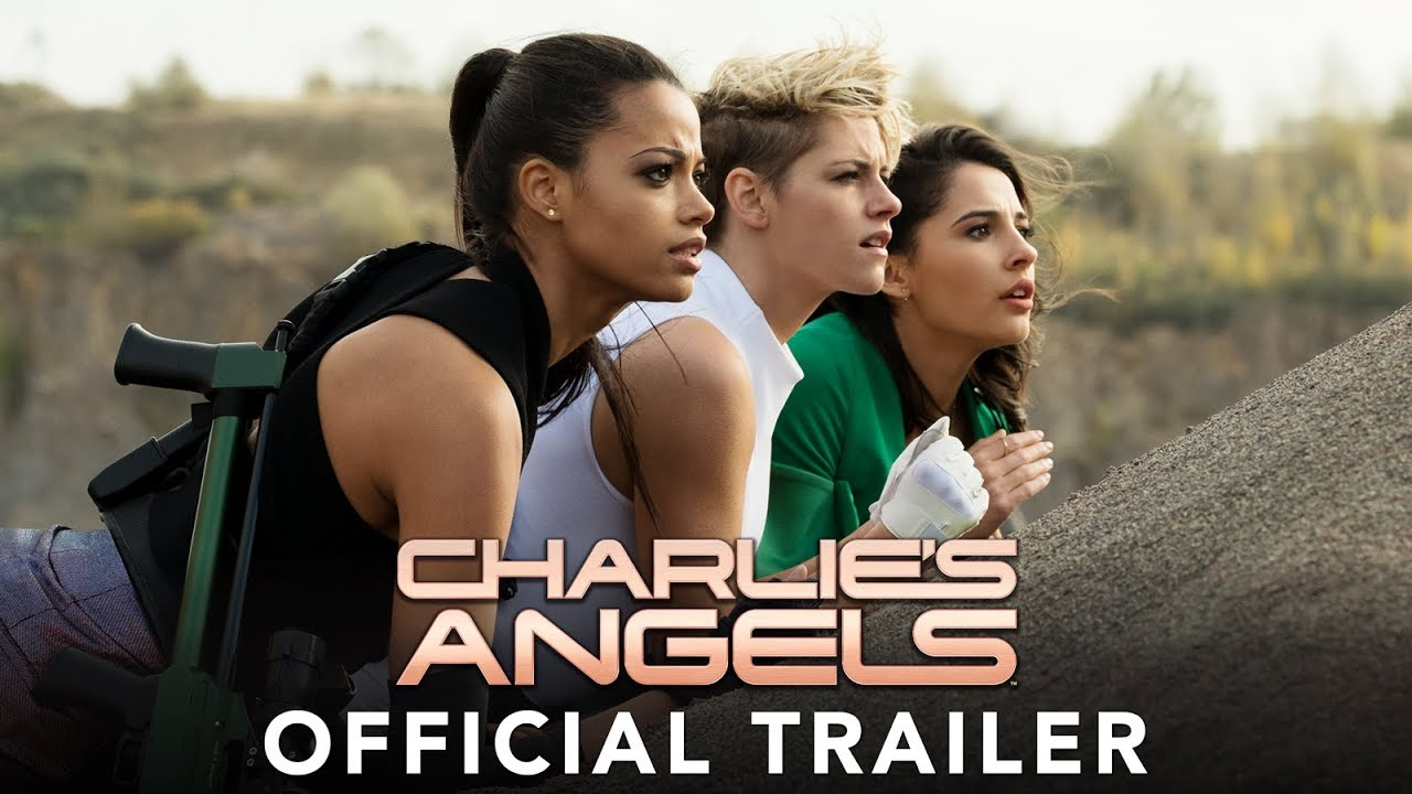 Photo of CHARLIE'S ANGELS – Official Trailer (HD)