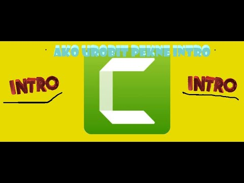 Photo of Ako urobiť Intro v camtasia studio 9? Tutorialy #2