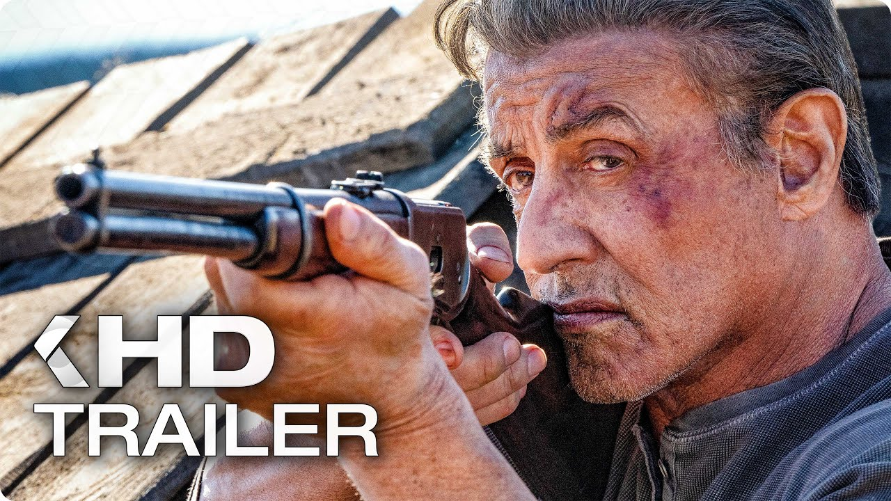 Photo of RAMBO 5: Last Blood Trailer (2019)