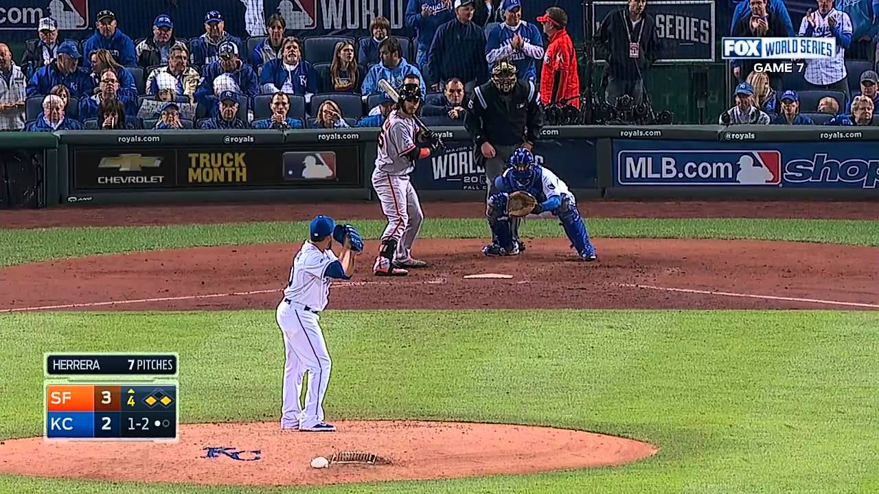 Photo of World Series G7: Giants vs. Royals [Full Game HD]