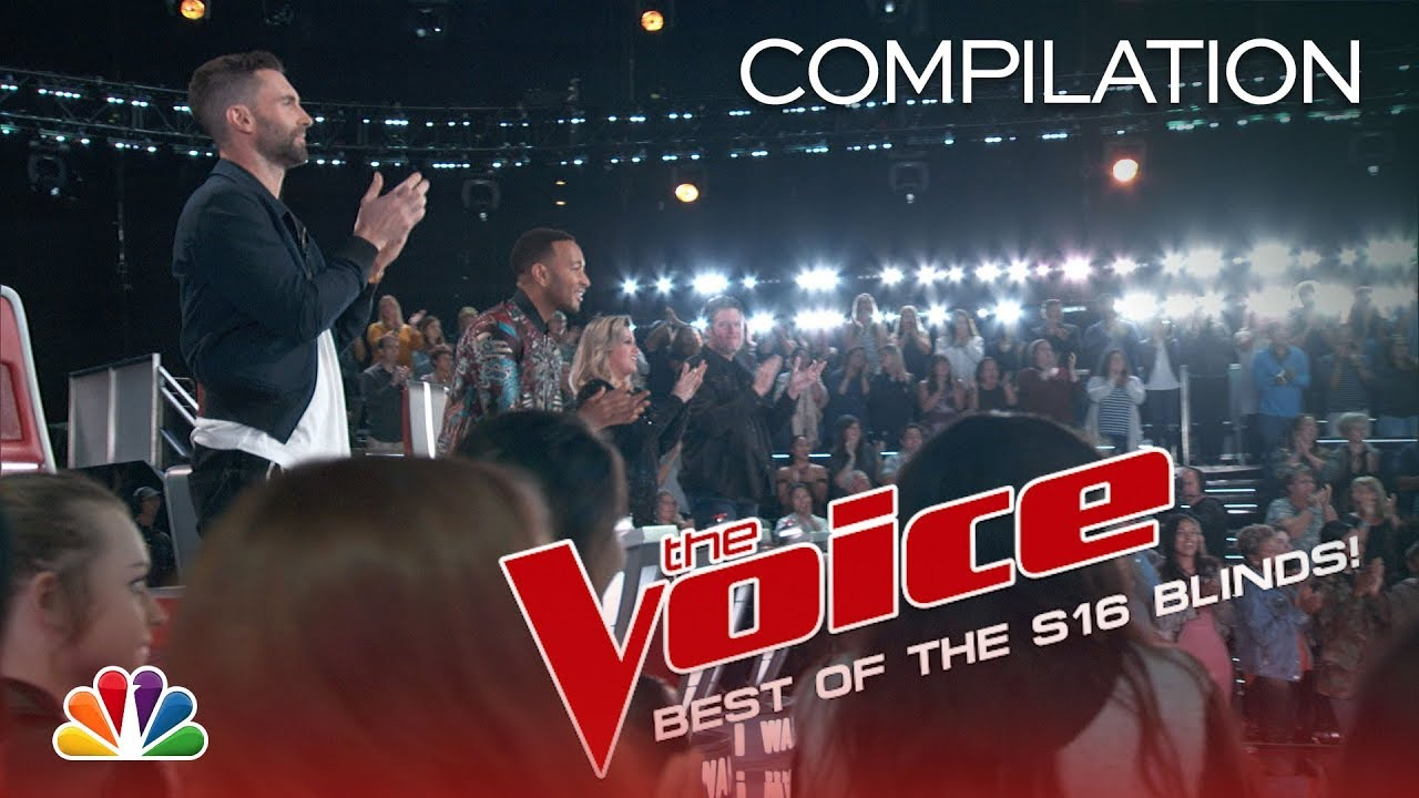 Top Blind Auditions: Season 16 – The Voice 2019 (Compilation)