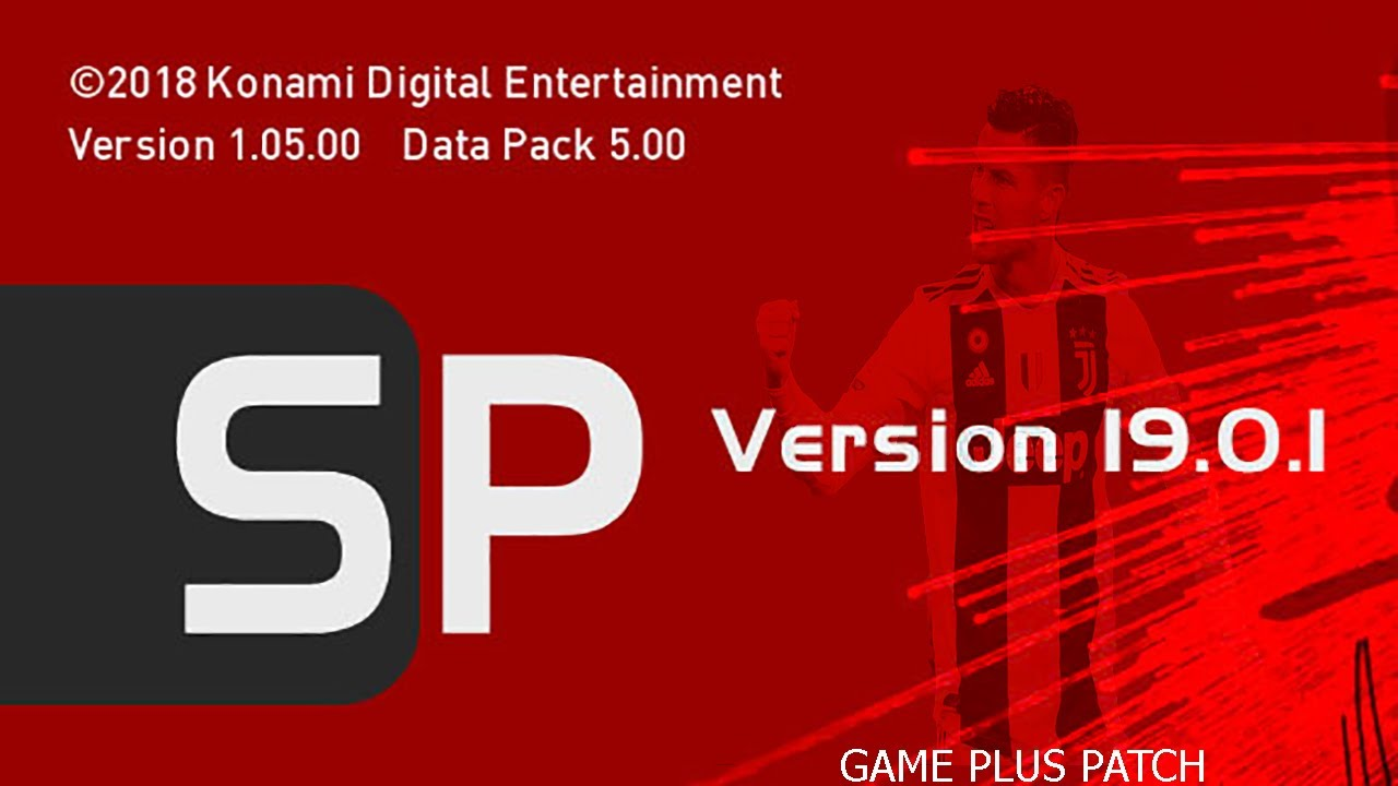 Photo of تحميل تحديث باتش P2019: SmokePatch19 update 19.0.2 PES2019 + اضافة  Data Pack 5.0