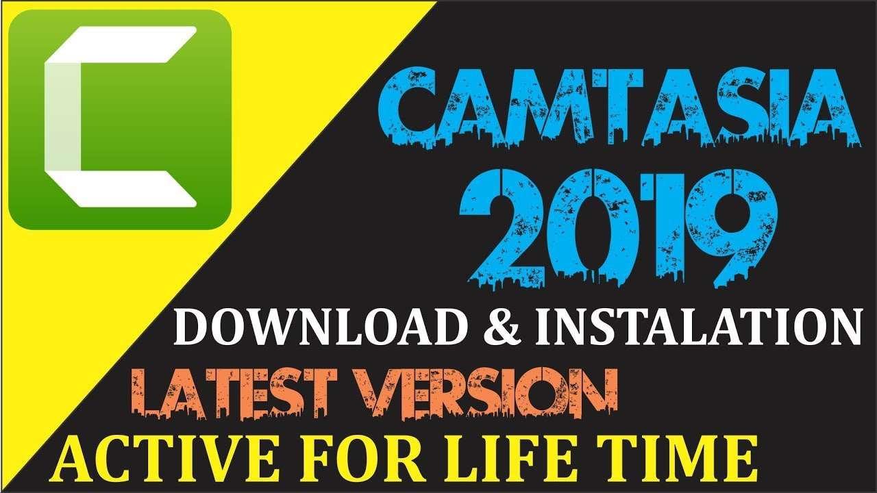how To Download Camtasia Studio 9 for free in Urdu|Hindi