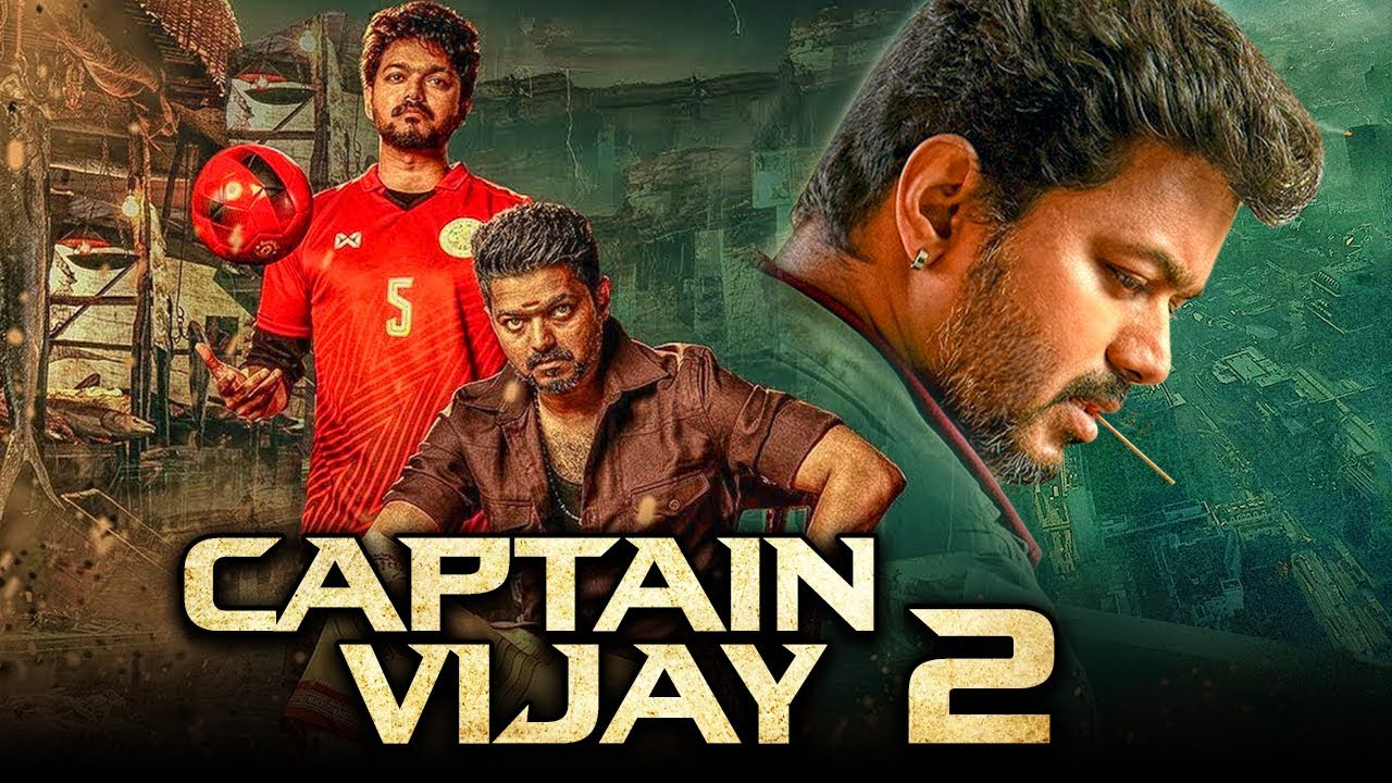 Photo of Captain Vijay 2 (2019) Tamil Hindi Dubbed Full Movie | Vijay, Samantha, Amy Jackson, J. Mahendran