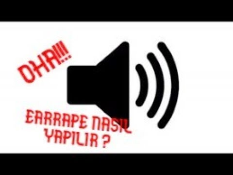 Photo of EARRAPE NASIL YAPILIR ? (CAMTASİA STUDİO)