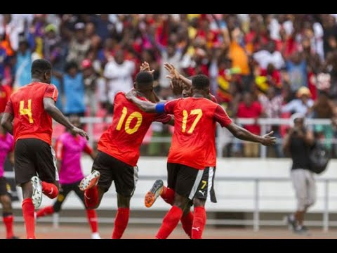 Photo of Angola (2-0) Guiné Bissau Friendly match | CAN 2019