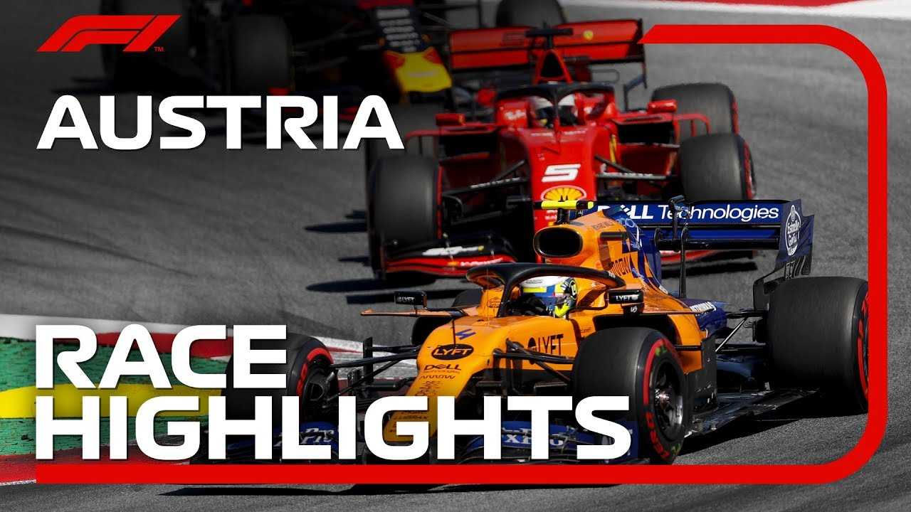 Photo of 2019 Austrian Grand Prix: Race Highlights