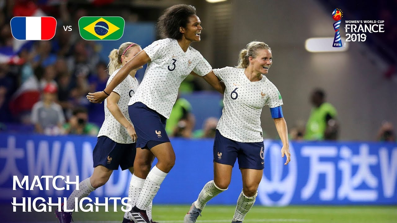 Photo of France v Brazil – FIFA Women's World Cup France 2019™