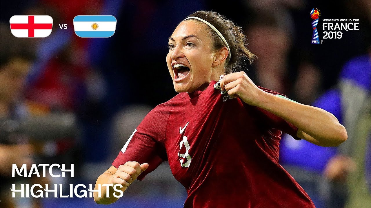 Photo of England v Argentina – FIFA Women's World Cup France 2019™