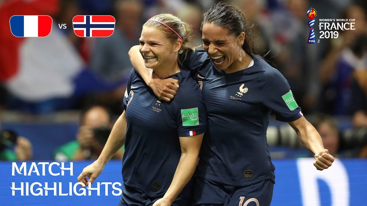 Photo of France v Norway – FIFA Women's World Cup France 2019™