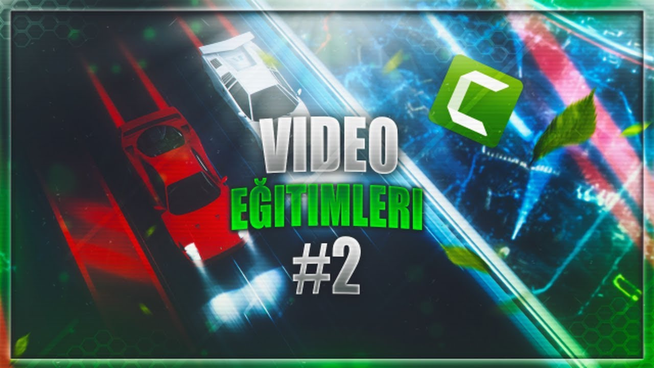 Photo of Video Eğitimleri #2 – CAMTASİA STUDİO 8 İLE NASIL VİDEO EDİTLENİR ?