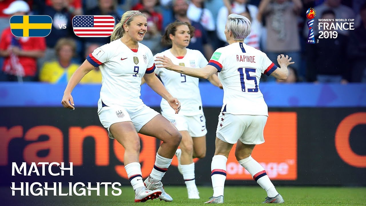Photo of Sweden v USA – FIFA Women's World Cup France 2019™