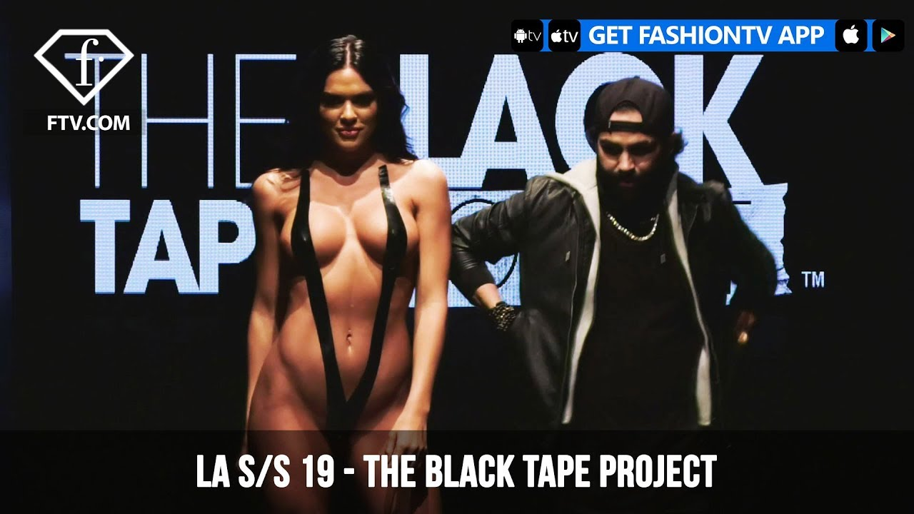 Photo of FTV Presents  The Black Tape Project at LAFW S/S 19 Art Hearts Fashion | FashionTV | FTV