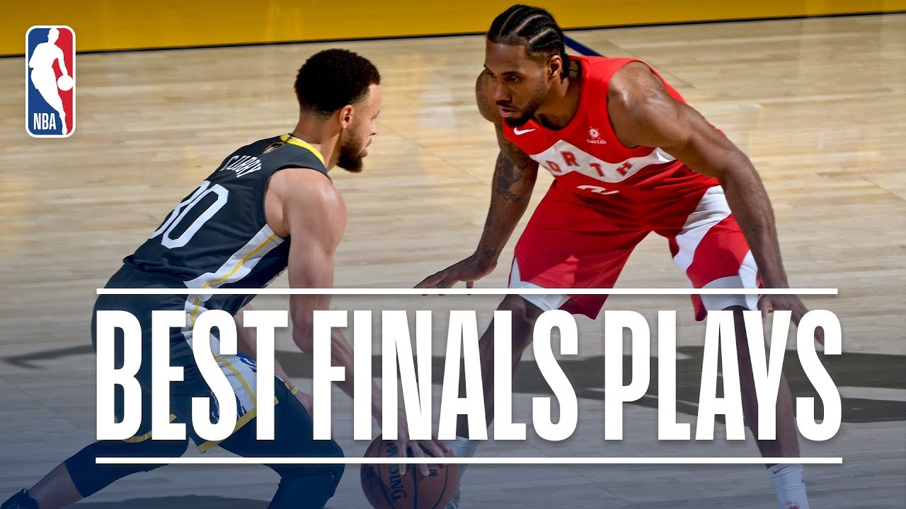 Photo of The BEST Plays of the 2019 NBA Finals | Presented by YouTubeTV
