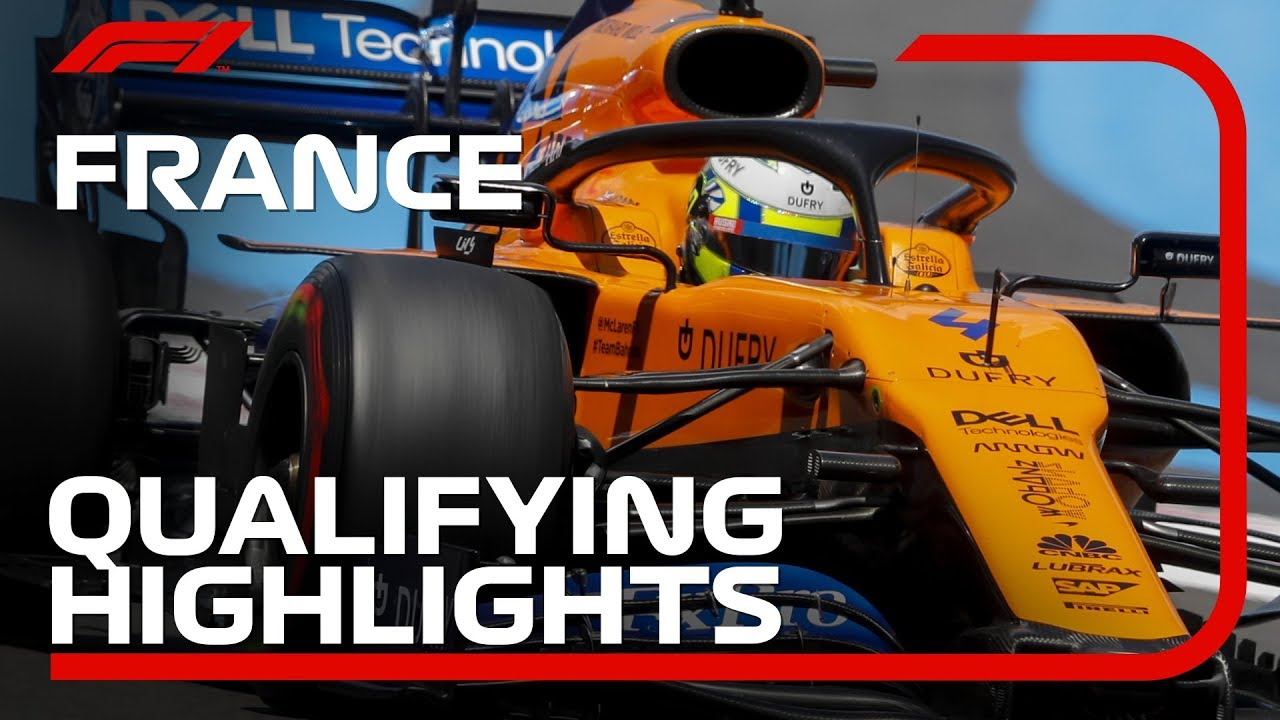 Photo of 2019 French Grand Prix: Qualifying Highlights