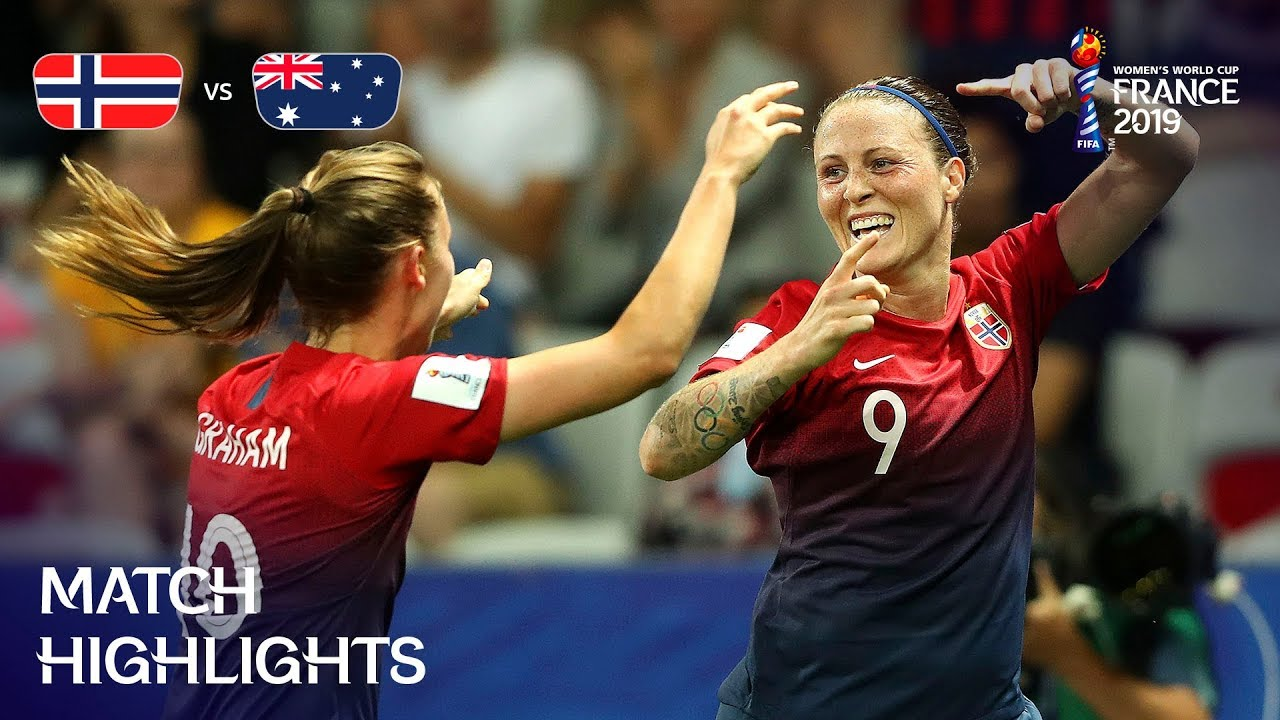 Photo of Norway v Australia – FIFA Women's World Cup France 2019™