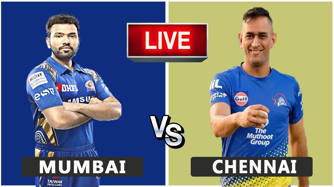 Photo of LIVE IPL 2019: MI VS CSK | MAHA MUQABALA | IPL Final Match Live Streaming REACTION | IPL LIVE Score