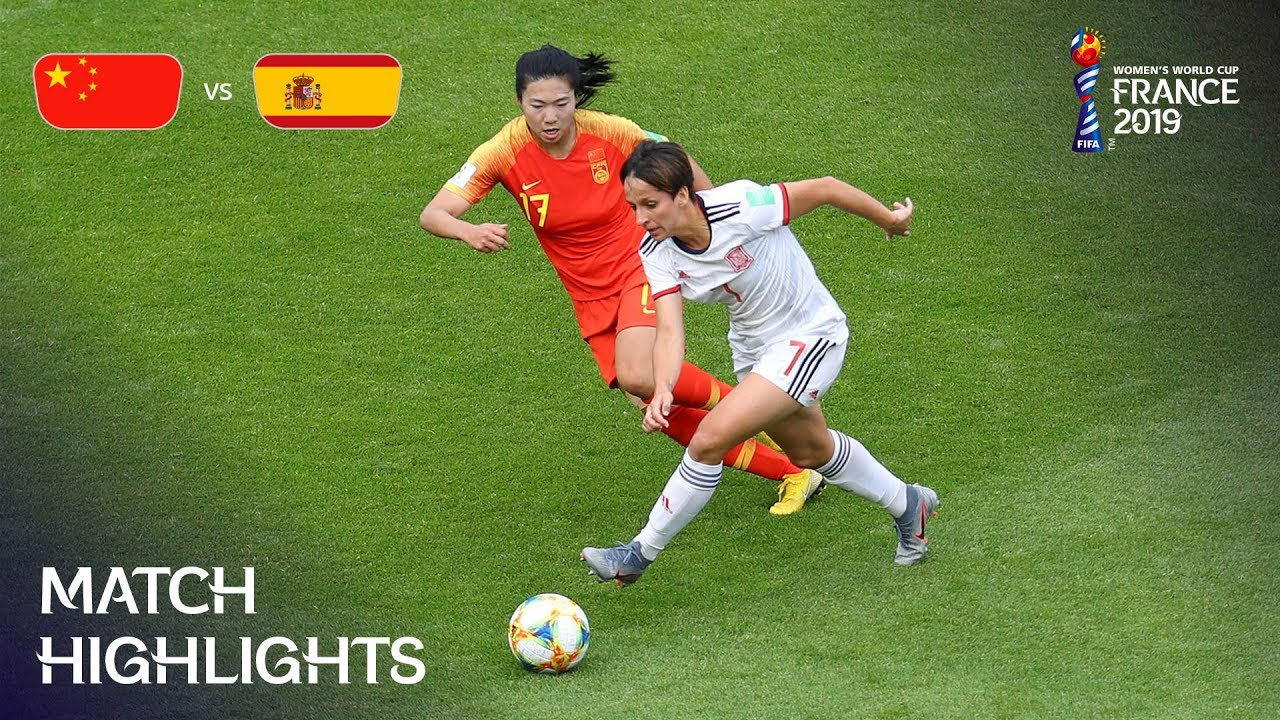 Photo of China PR v Spain – FIFA Women's World Cup France 2019™