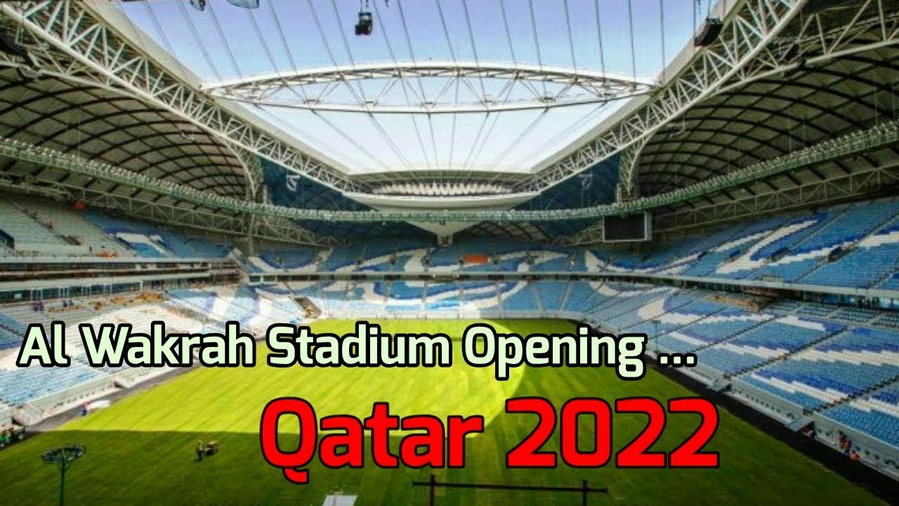 Photo of Al Wakrah Stadium Grand Opening | Qatar World Cup 2022