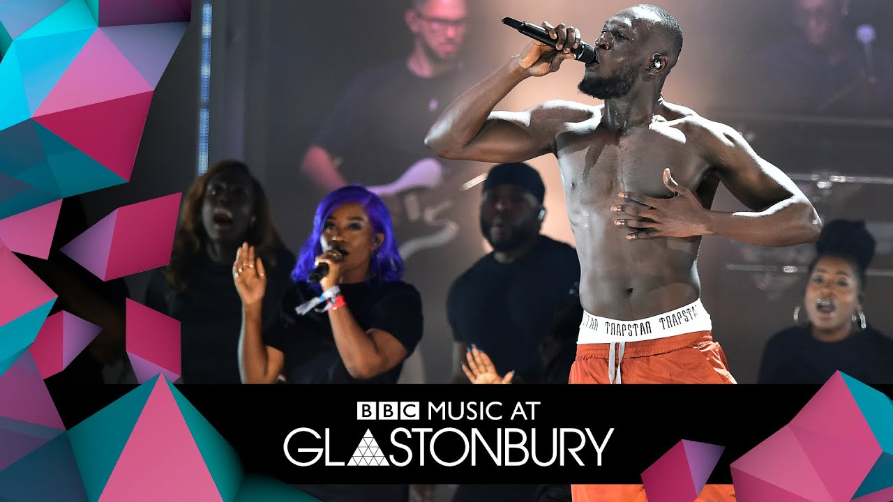 Photo of Stormzy – Blinded by Your Grace, Pt. 2 (Glastonbury 2019)