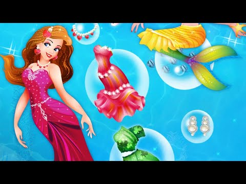 Photo of Mermaid Princess Makeover | Best Kids Game Play | Makeover Games | العاب بنات و العاب اطفال