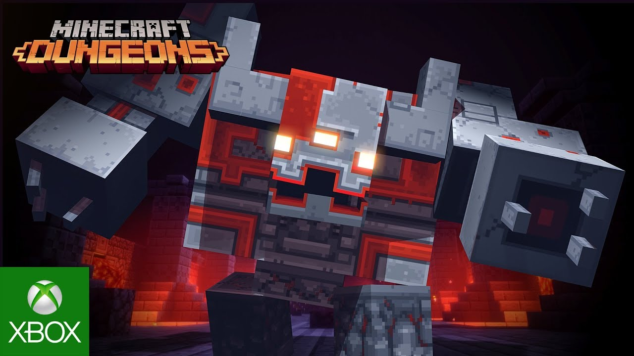 Minecraft Dungeons – E3 2019 –  Gameplay Reveal Trailer