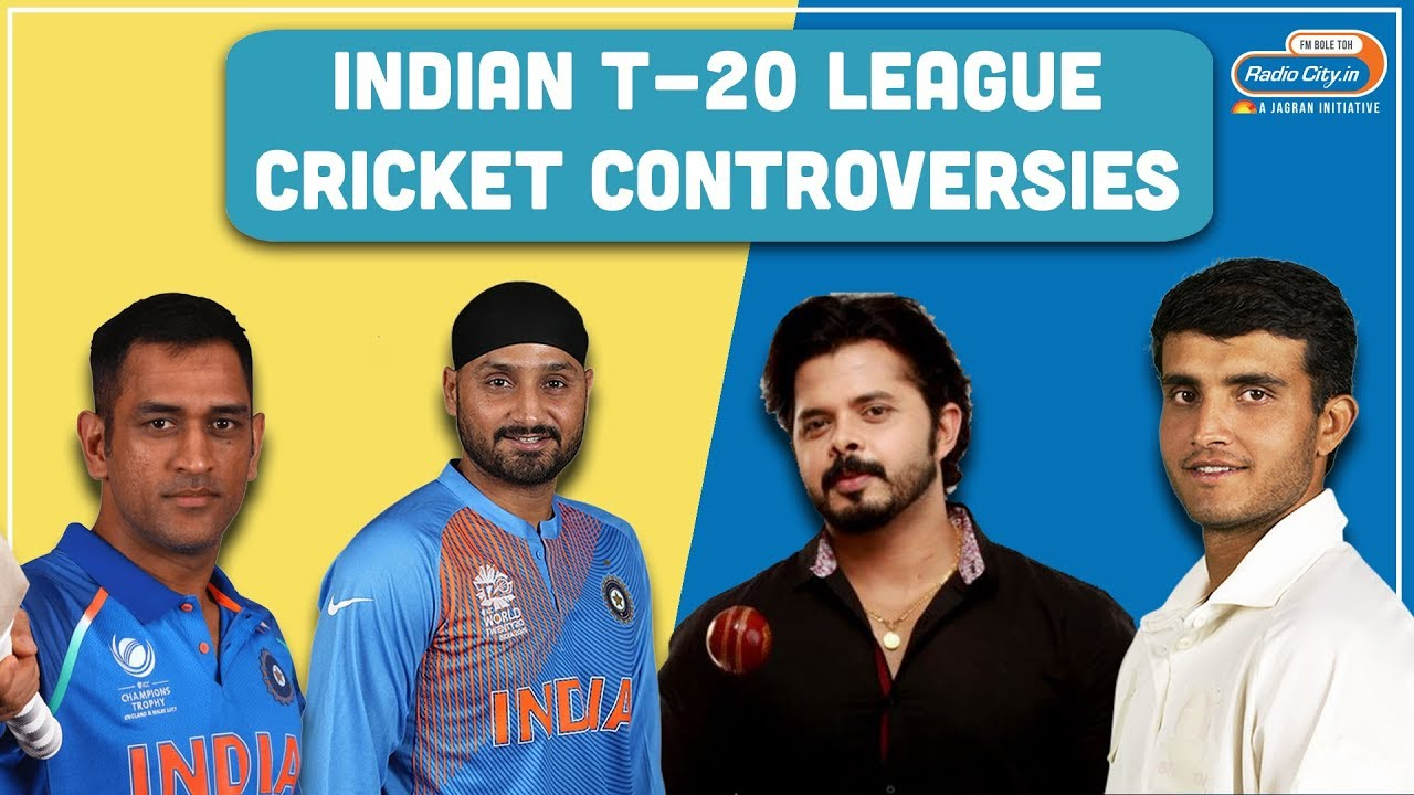 Top 5 IPL Cricket Controversies | Fundoo Duniya Fultoo Facts