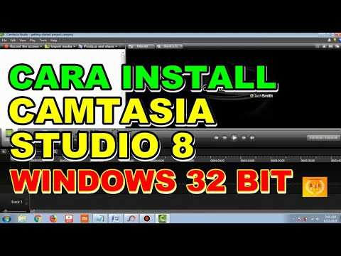 Photo of CARA INSTALL CAMTASIA STUDIO 8 WINDOWS 32 BIT