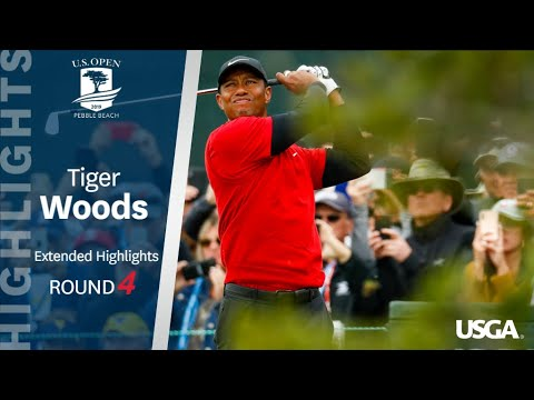 Photo of 2019 U.S. Open: Tiger Woods Finishes With a Flourish