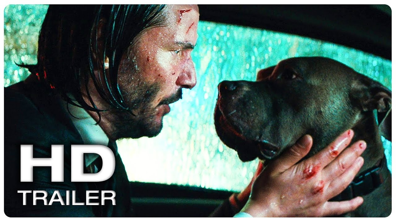 JOHN WICK 3 All Movie Clips + Trailer (2019)