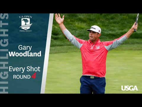 Photo of 2019 U.S. Open: Gary Woodland's Final Round