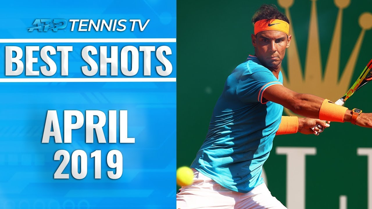 Photo of Top 20 Best ATP Shots & Rallies: April 2019