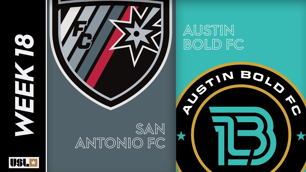 Photo of San Antonio FC vs. Austin Bold FC: July 3rd, 2019