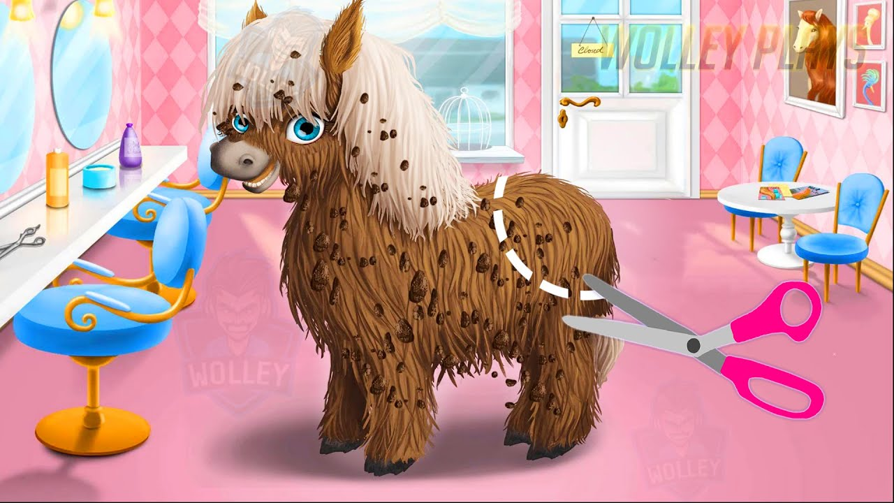 Photo of Fun Care Makeover Kids Games – Animal Hair Salon | العاب بنات و العاب اطفال