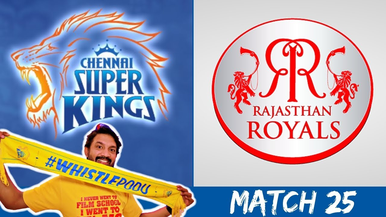 Photo of CSK VS RR VIVO IPL 2019 MATCH 25 HIGHLIGHTS VLOG