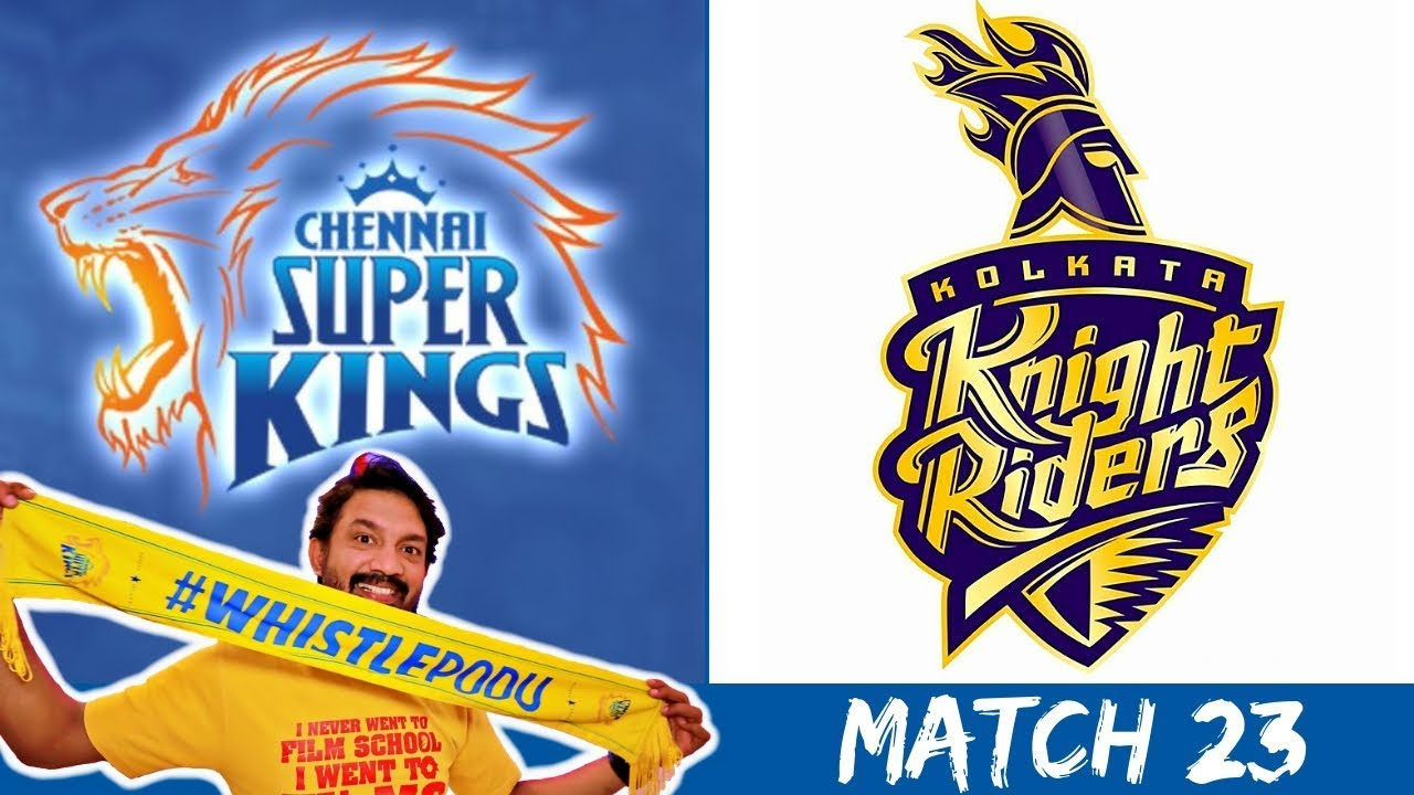 Photo of CSK VS KKR VIVO IPL 2019 MATCH 23 HIGHLIGHTS VLOG