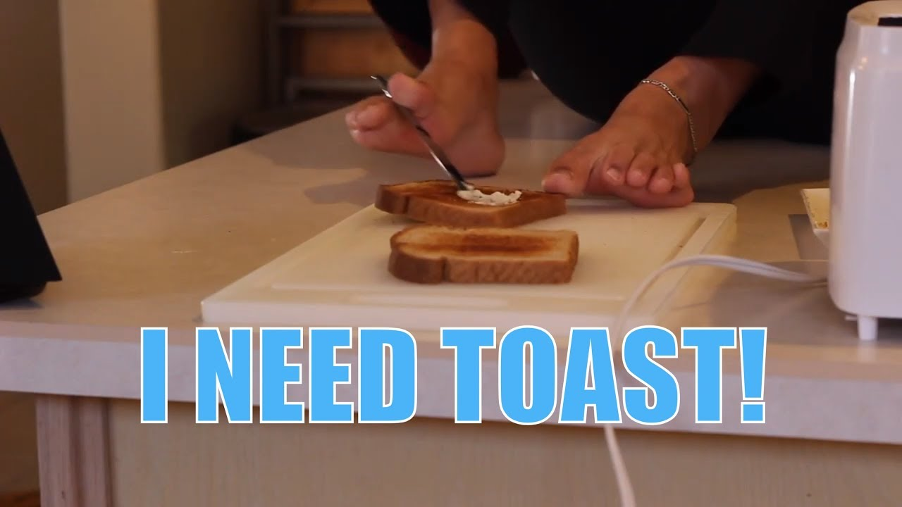 Photo of How to Make Toast Without Arms