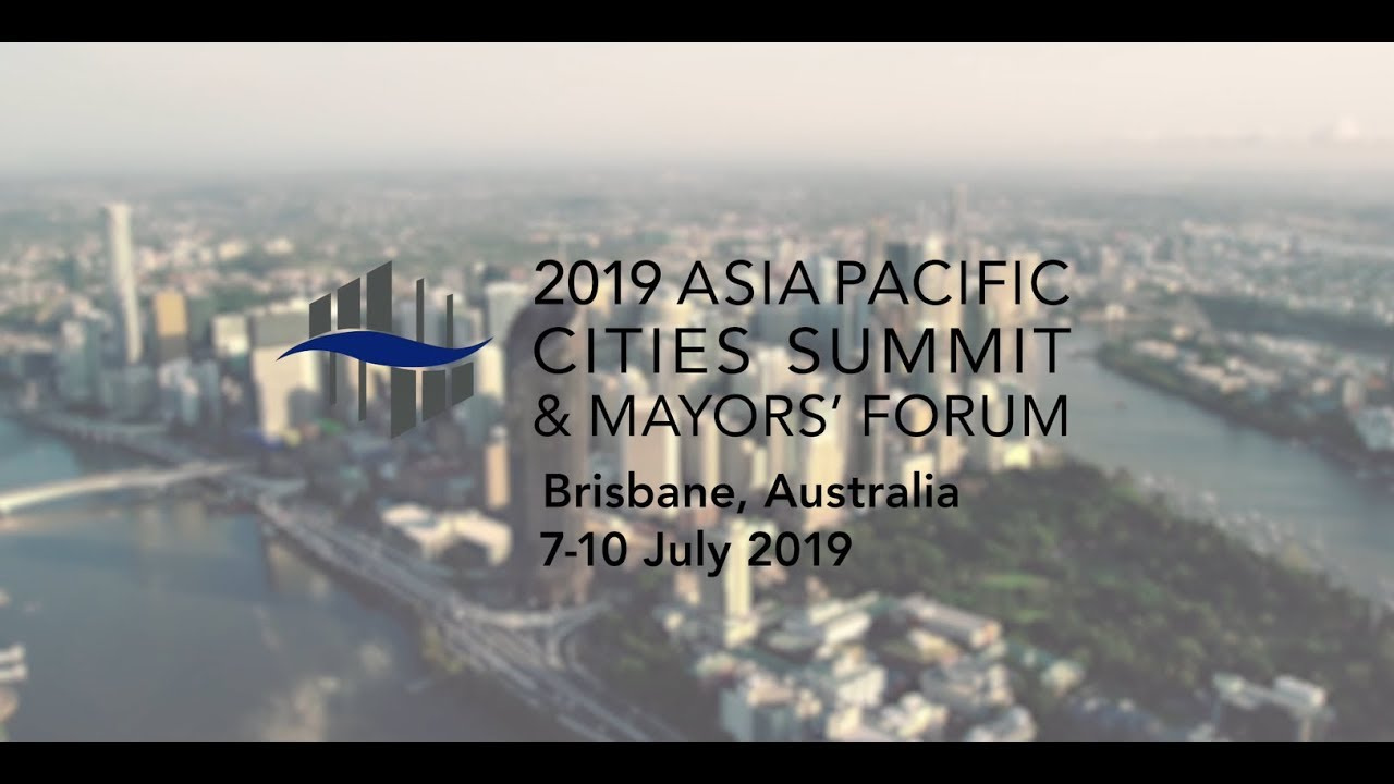 Photo of 2019 Asia Pacific Cities Summit (2019APCS) and Mayors' Forum
