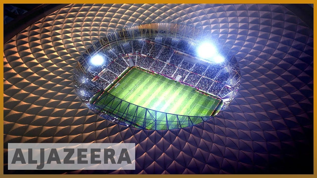🇶🇦 FIFA: Qatar 2022 World Cup to see 32 teams only | Al Jazeera English