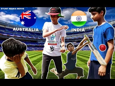 Photo of Funny Cricket India vs Australia || IPL Comedy Video 2019 || Gully Cricket India vs Australia