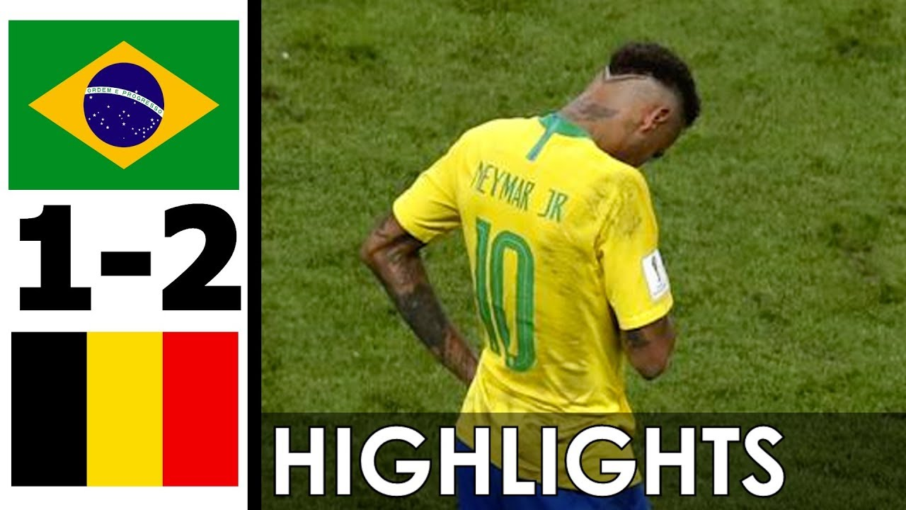 Photo of Brazil vs Belgium 1-2 All Goals and Highlights w/ English Commentary (World Cup) 2018 HD 720p