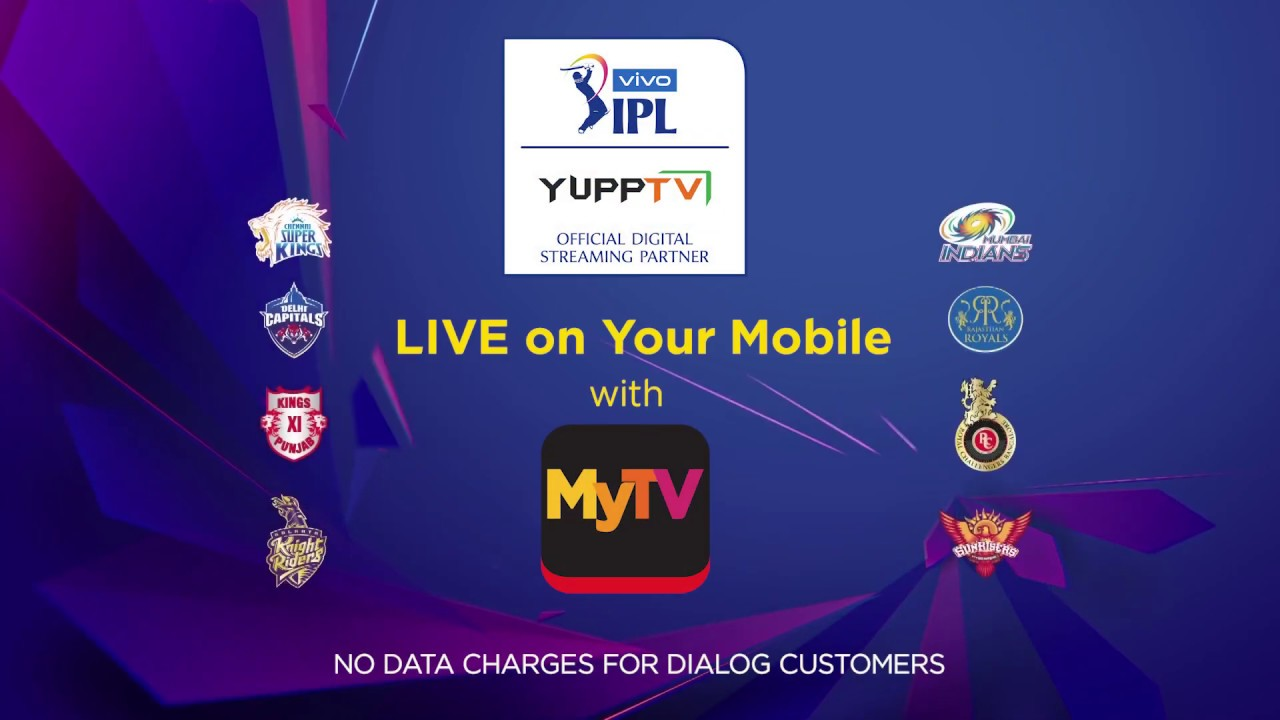 Photo of Catch the LIVE action of the VIVO IPL 2019 on your mobile with the MyTV app