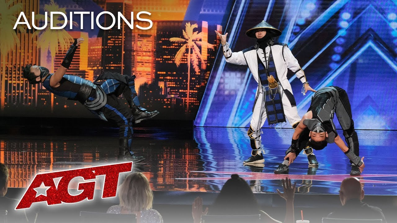 Photo of WOW! EPIC Dance Crew Delivers Mortal Kombat x Street Fighter Show – America's Got Talent 2019