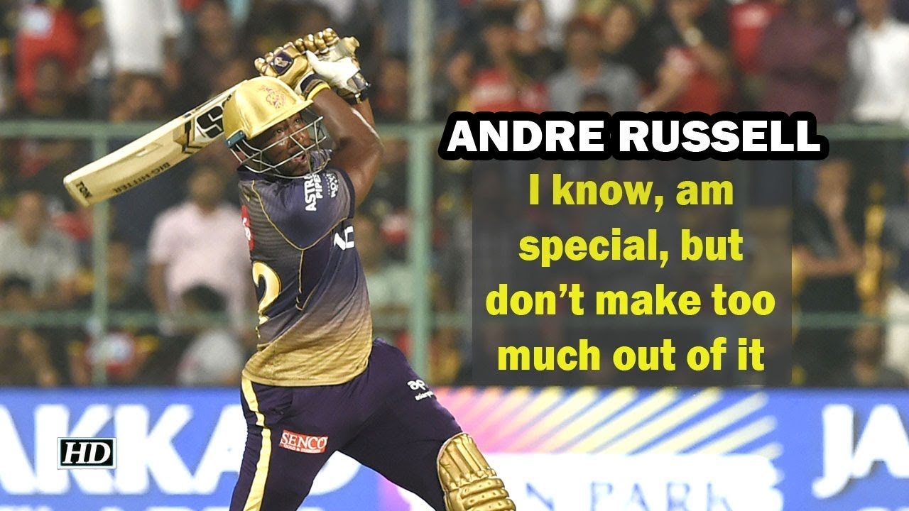 Photo of IPL 2019 | I know, am special, but don't make too much out of it: Russell