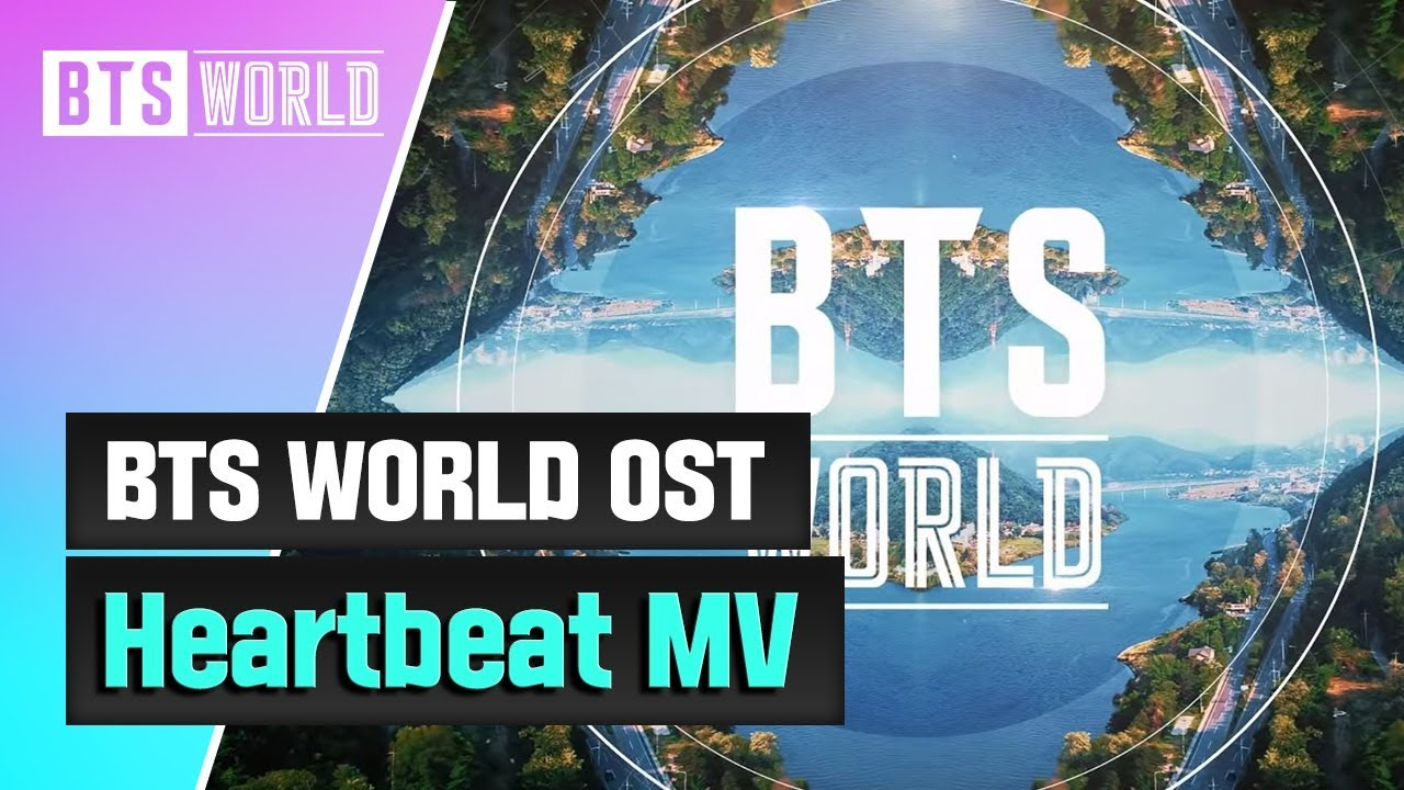 Photo of BTS (방탄소년단) 'Heartbeat (BTS WORLD OST)' MV