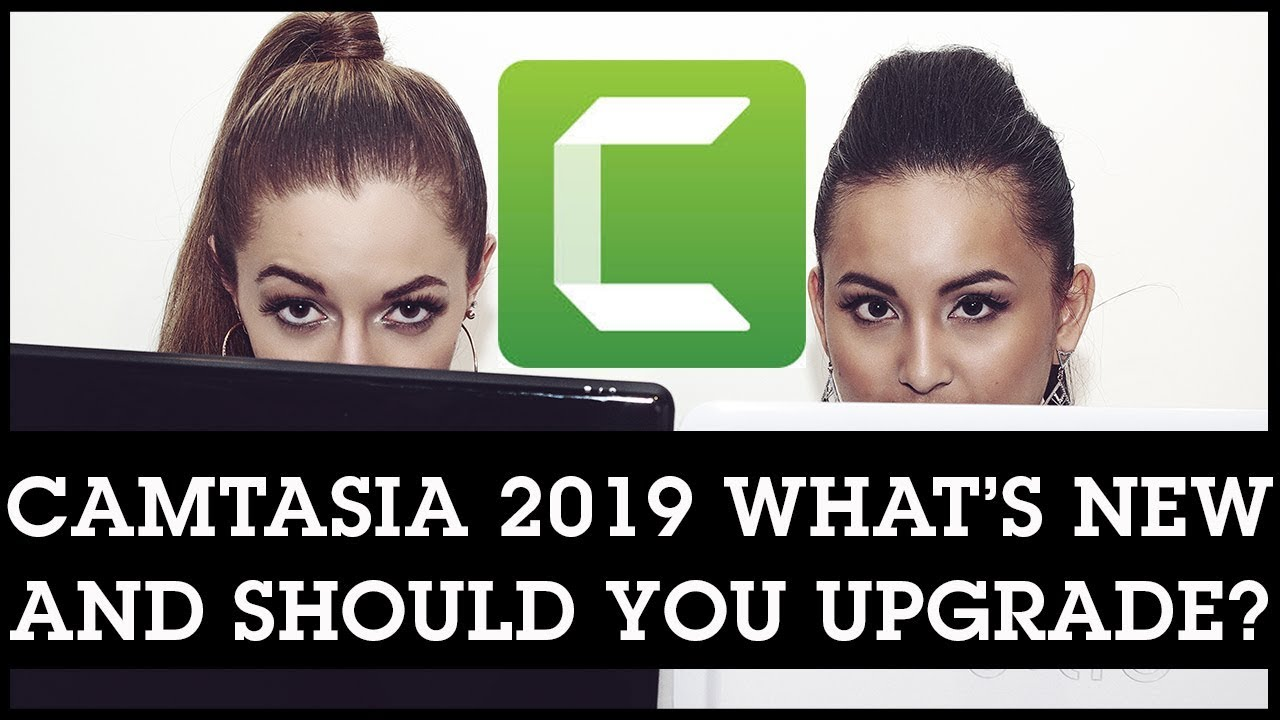 Camtasia 2019 What's New and Should You Upgrade?