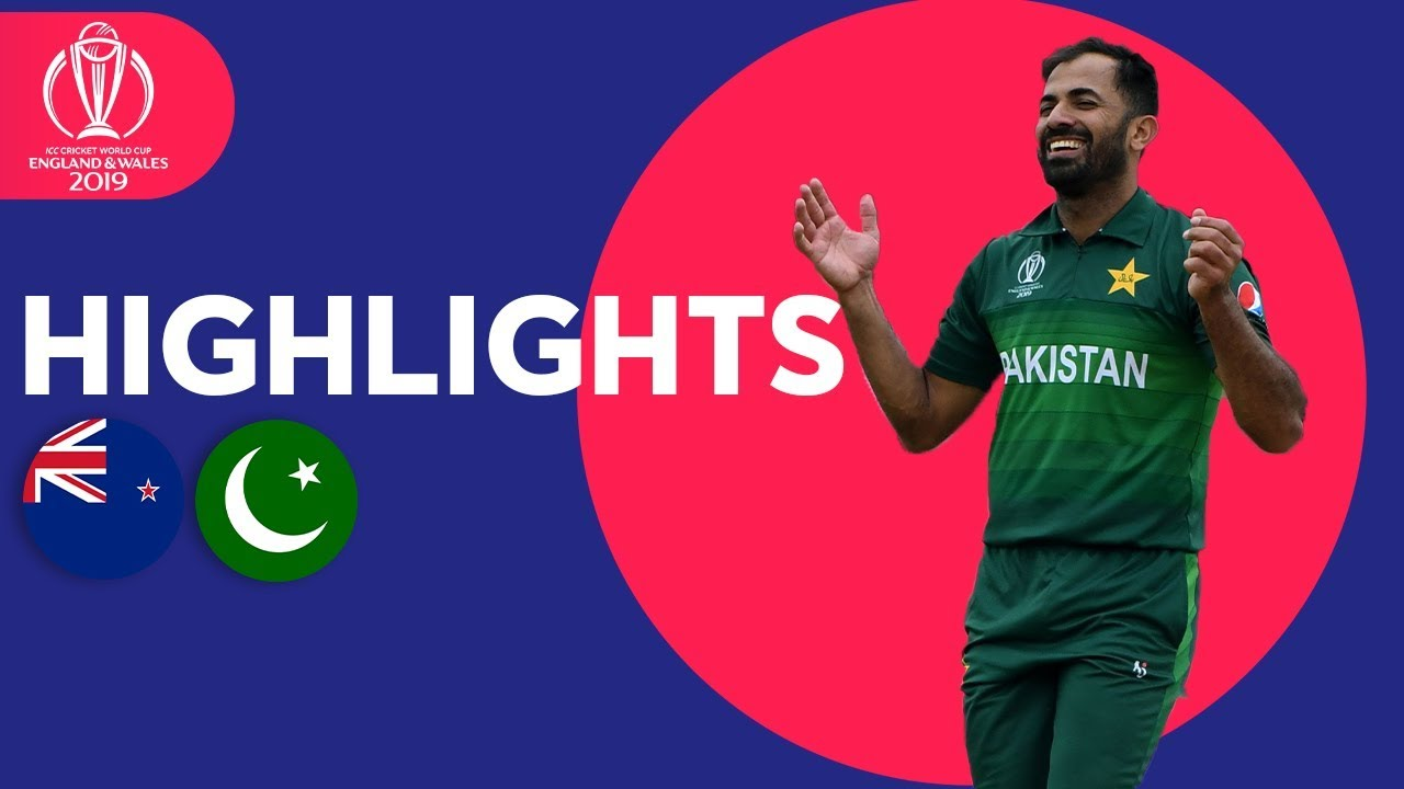 Photo of Babar Azam Hits 101* | New Zealand vs Pakistan – Match Highlights | ICC Cricket World Cup 2019