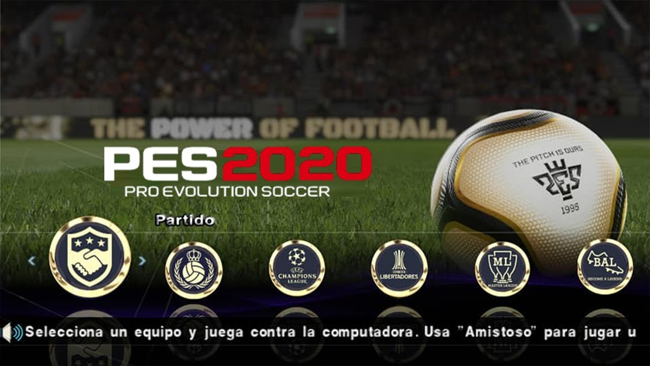 Photo of تحميل pes 2020 للاندرويد|| pes 2020 android apk, data